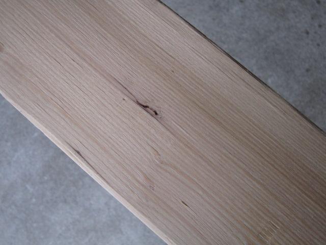 木材米栂現地挽き入り皮