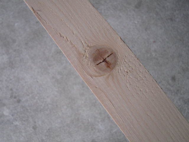 木材角材栂45×36生き節